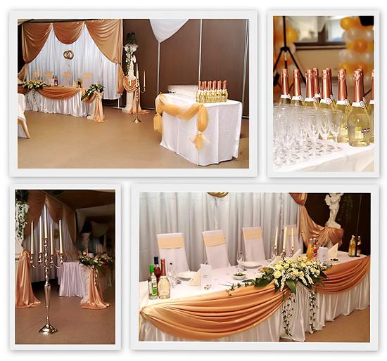 Tischdekoration Hochzeit – Mustertische