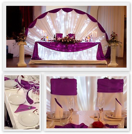 Pics Photos - Tischdeko Hochzeit Lila