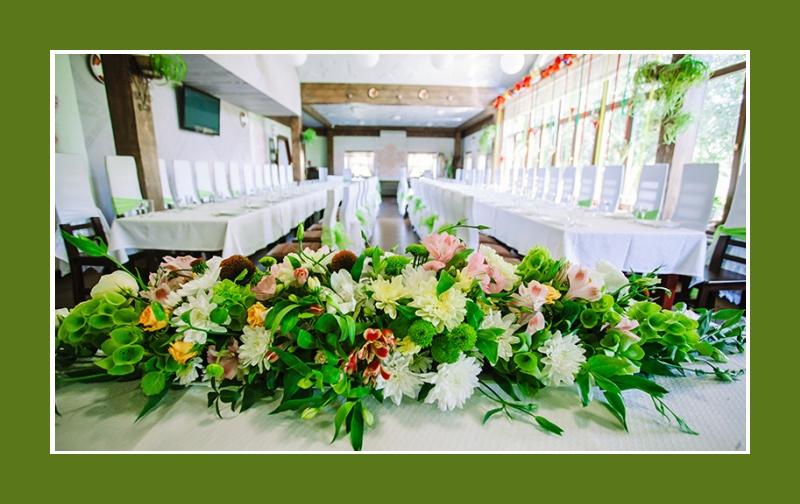 Blumengesteck Hochzeit-Tisch-3