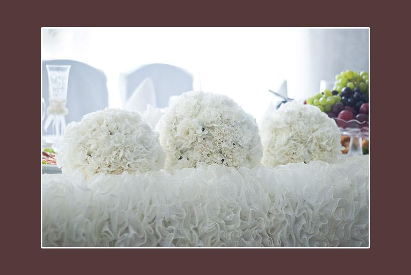 Dekoration Hochzeit Blumen 1