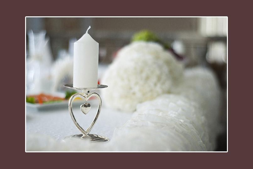 Kerzen Kerzenstaender Herzform